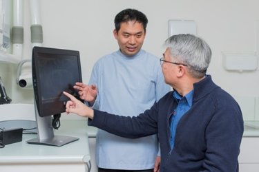 VN Dental Clinic provides implant restorations.